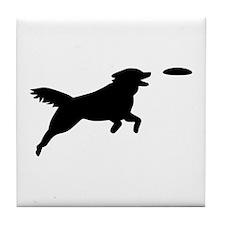Dog Agility Tile Coaster