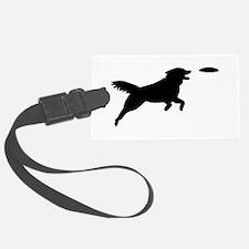 Dog Agility Luggage Tag