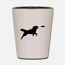 Dog Agility Shot Glass