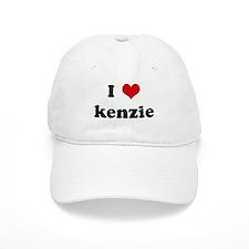 I Love kenzie Baseball Cap