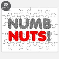 NUMB NUTS! Puzzle