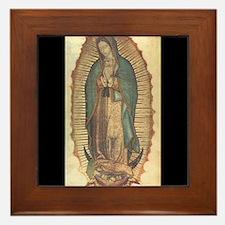 Virgen de Guadalupe - Origina Framed Tile