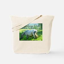Cute Nez perce Tote Bag