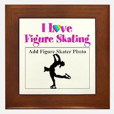 CHAMPION SKATER Framed Tile