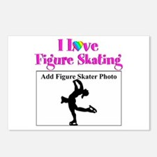 CHAMPION SKATER Postcards (Package of 8)