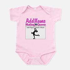 GORGEOUS SKATER Infant Bodysuit