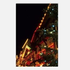 Leavenworth. Christmas li Postcards (Package of 8)