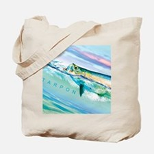 Cute Snook Tote Bag