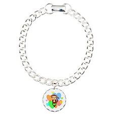 Monkey Hearts Bracelet