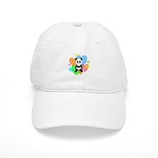 Panda Hearts Cap