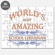 School Librarian Puzzle