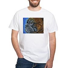 Brindle FrenchBulldog T-Shirt