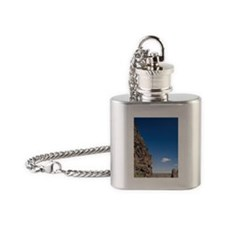 WA, George, Frenchman Coulee Flask Necklace
