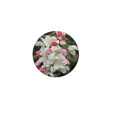 Cherry Blooms Mini Button