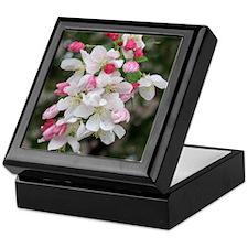 Cherry Blooms Keepsake Box