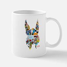 Thor Head Panels Mug