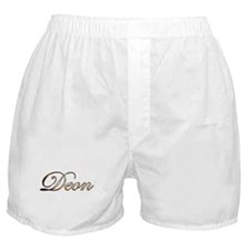 Cool Deon Boxer Shorts