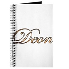 Cute Deon Journal