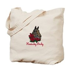 Kentucky Derby Tote Bag
