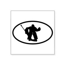 HOCKEY6 Sticker