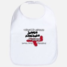 James Airlines Bib