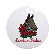 Preakness Stakes Ornament (Round)