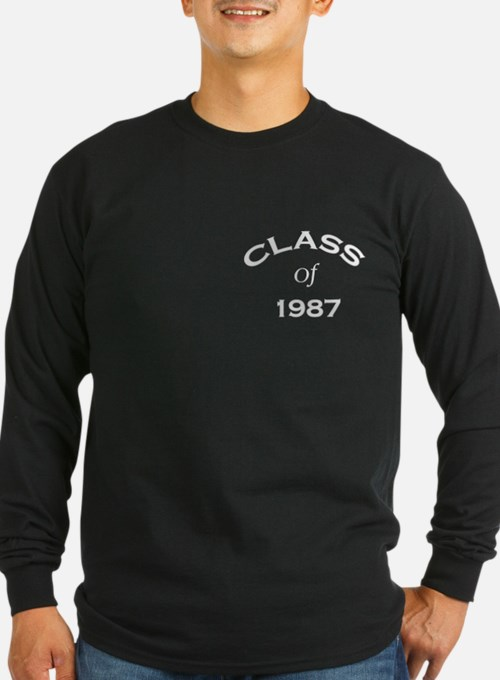 """""""Class of 1987"""" T"""