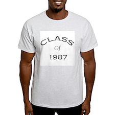 """""""Class of 1987"""" T-Shirt"""