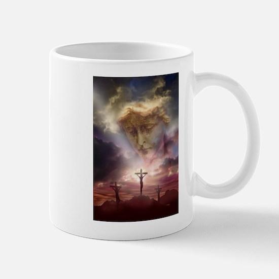 St Michael & The Crucifixion Mug