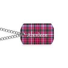 Tartan - Aberdeen dist. Dog Tags