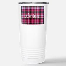 Tartan - Aberdeen dist. Travel Mug