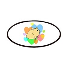 Hamster Hearts Patches