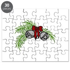 Jingle Bell Branch Puzzle
