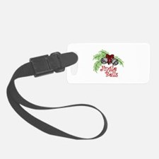 Jingle Bells Luggage Tag