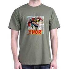 Thor Panels T-Shirt