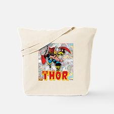 Thor Panels Tote Bag