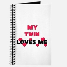 My TWIN Loves Me Journal