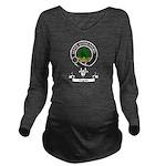 Badge - Gayre Long Sleeve Maternity T-Shirt