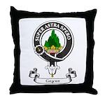 Badge - Gayre Throw Pillow