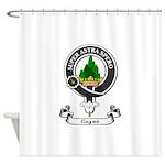 Badge - Gayre Shower Curtain