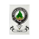Badge - Gayre Rectangle Magnet (100 pack)
