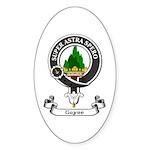 Badge - Gayre Sticker (Oval 50 pk)