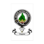 Badge - Gayre Sticker (Rectangle 50 pk)