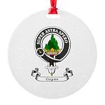 Badge - Gayre Round Ornament