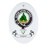 Badge - Gayre Ornament (Oval)