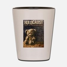 Holocaust Remembrance Day Shot Glass