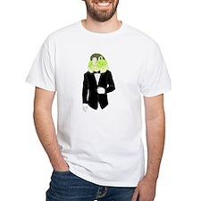 Green Cheek Conure Tuxedo T-Shirt