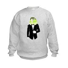 Unique Tuxedo Sweatshirt