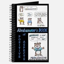 Abrahamster Blank Journal Positive Aspects 8x5""