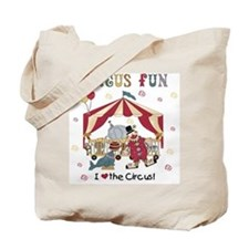 Circus Fun Tote Bag